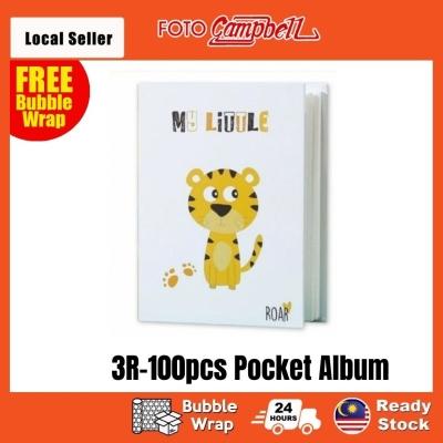 3R Album(100pcs), Photo Album, Album Gambar 3R, READY STOCK--- tiger