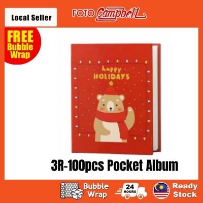 3R Album(100pcs), Photo Album, Album Gambar 3R, READY STOCK--- happy holidays