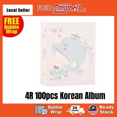 4R Album 100pcs, 4R Album Gambar (Ready Stock)Pocket Album--- dolphin