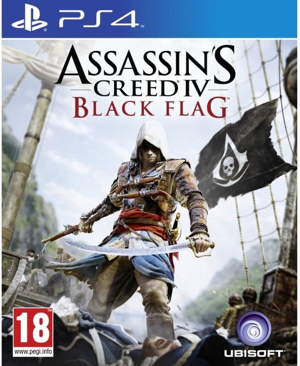 PS4 Assassin's Creed IV Black Flag