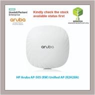 HP ARUBA R2H28A: AP-505 (RW) UNIFIED ACCESS POINT