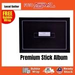 Stick Photo Album (with box)10x15 Fine Quality
