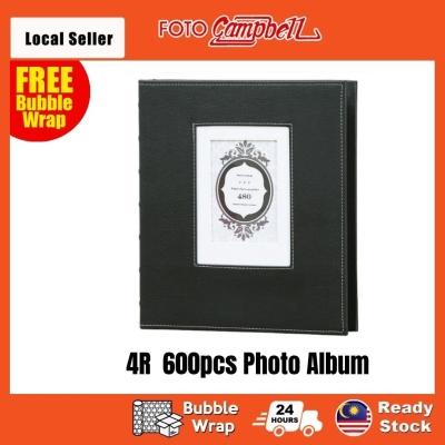 4R 600/800pcs Premium Photo Album(Ready Stock)
