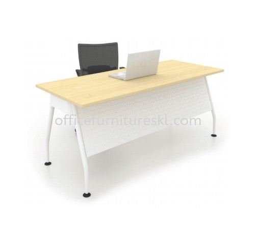 MADISON WRITING OFFICE TABLE RECTANGULAR (Color Maple) - Top 10 Best Office Furniture Product Writing Office Table   Writing Office Table Shah Alam Premier Industrial Park   Writing Office Table Taman Perindustrian Subang   Writing Office Table Sungai Besi