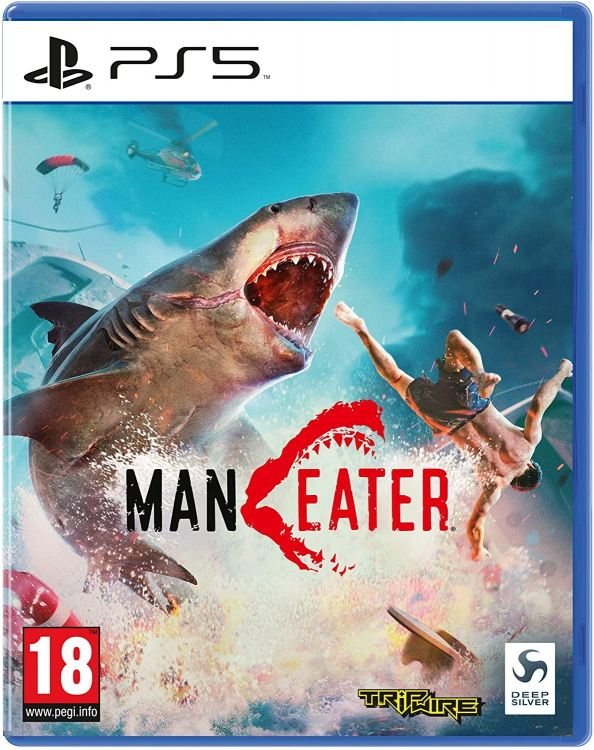 PS5 Man Eater