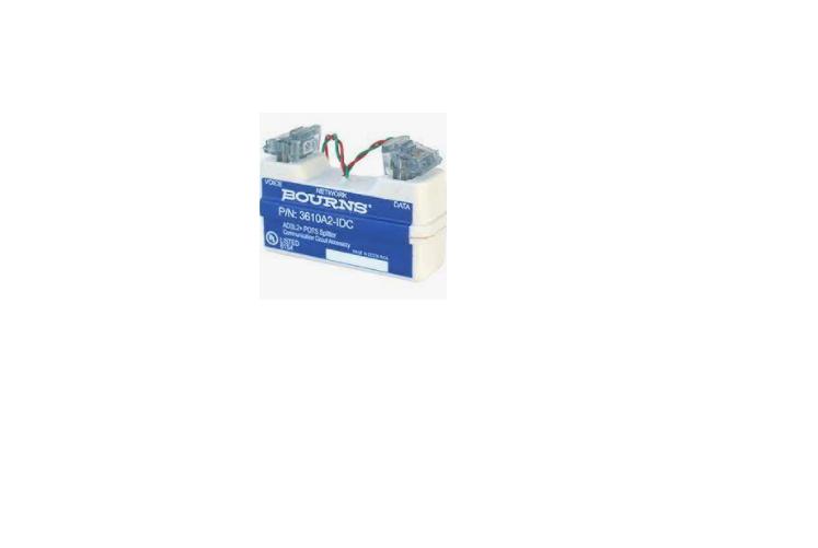 BOURNS 3610V2-IDC DIGITAL SUBSCRIBER LINE PRODUCTS