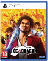 PS5 Yakuza 7 Like a Dragon