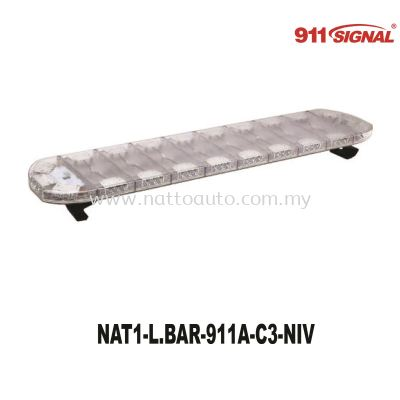 LIGHT BAR 911A-C3-(12-24V)