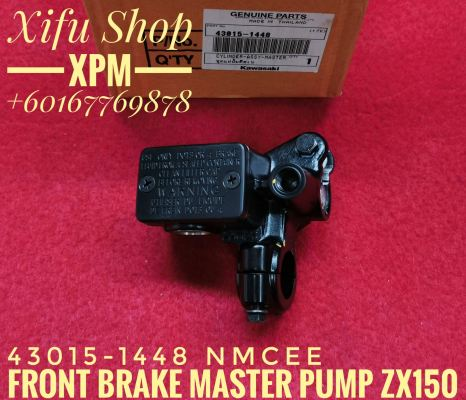 FRONT BRAKE MASTER CYCLINDER SUB ASSY/FRONT MASTER PUMP ZX150 43105-1448 IIIEE
