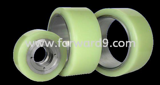 PU Reach Truck Wheel  Reach Truck Wheel Wheels and Tyres