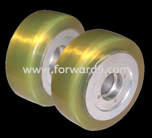 1.5ton Reach Truck Caster Wheel Reach Truck Wheel Wheels and Tyres