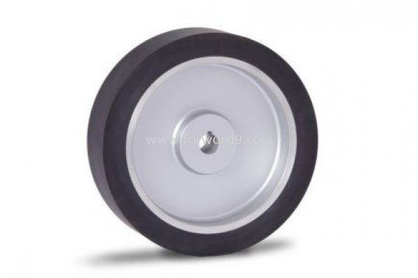 Rubber Wheel Caoting