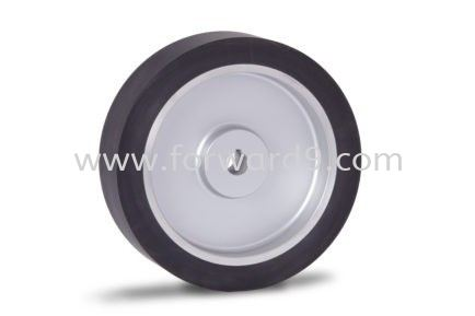 Rubber Wheel Caoting Rubber  Polymer ( PU / Rubber etc )