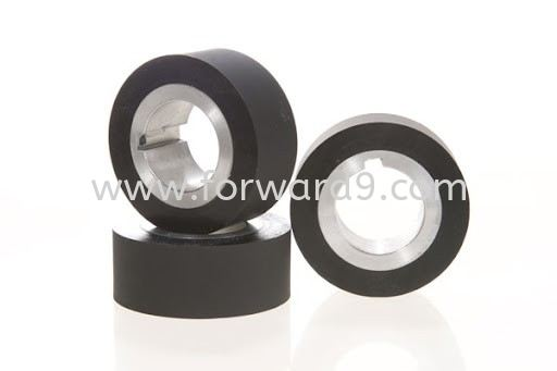 Rubber Wheel Re-coating  Rubber  Polymer ( PU / Rubber etc )
