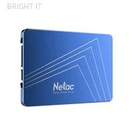 Netac N600S 2.5'' 3D Flash TLC SATA III SSD (512GB)
