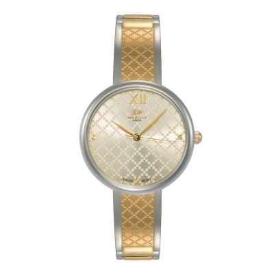 ROSCANI GISELLE E01792 SOLID STAINLESS STEEL BAND WOMEN WATCH
