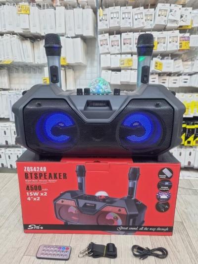 Bluetooth Speaker (Protable) C/W Mic
