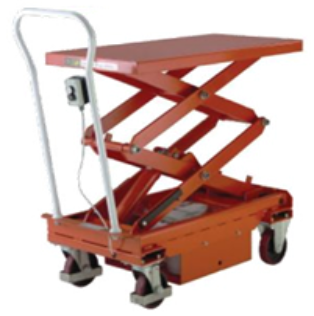 GEOLIFT Electric Lift Table - ES50D (Germany Hydraulic Pump System)