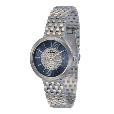 ROSCANI KATIE E04948 SOLID STAINLESS STEEL BAND WOMEN WATCH