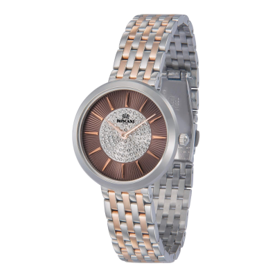 ROSCANI KATIE E04649 SOLID STAINLESS STEEL BAND WOMEN WATCH