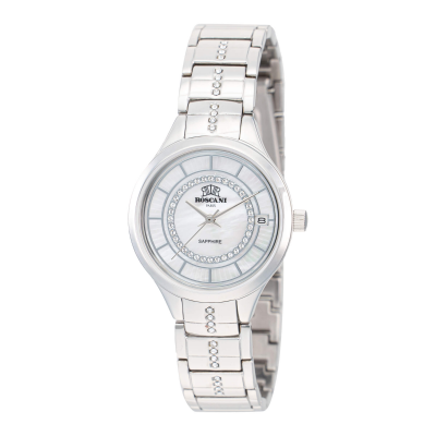 ROSCANI LEXI E17996 SOLID STAINLESS STEEL BAND WOMEN WATCH