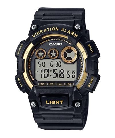 CASIO DIGITAL SPORT WATCH W-735H-1A2V