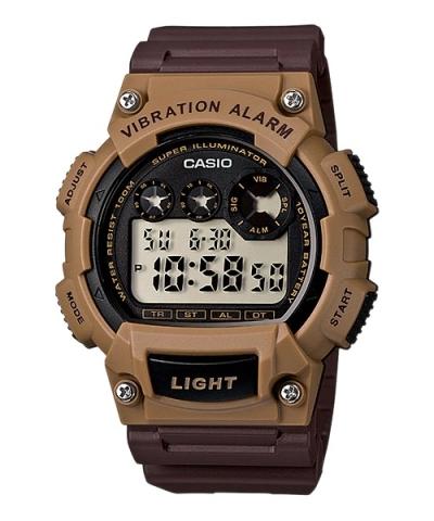 CASIO DIGITAL SPORT WATCH W-735H-5AV
