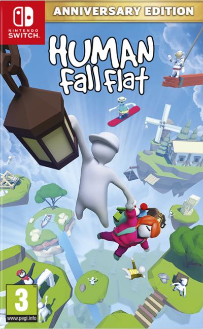 Nintendo Switch Human Fall Flat Anniversary Edition