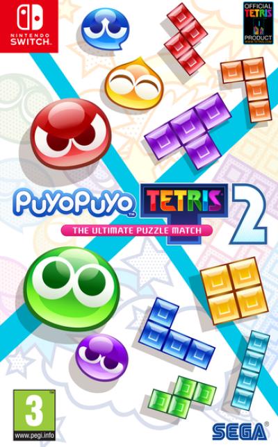Nintendo Switch Puyo Puyo Tetris 2