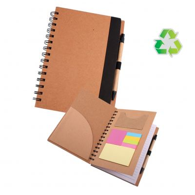 NB 5151 Notebook With Pen & Post IT Note