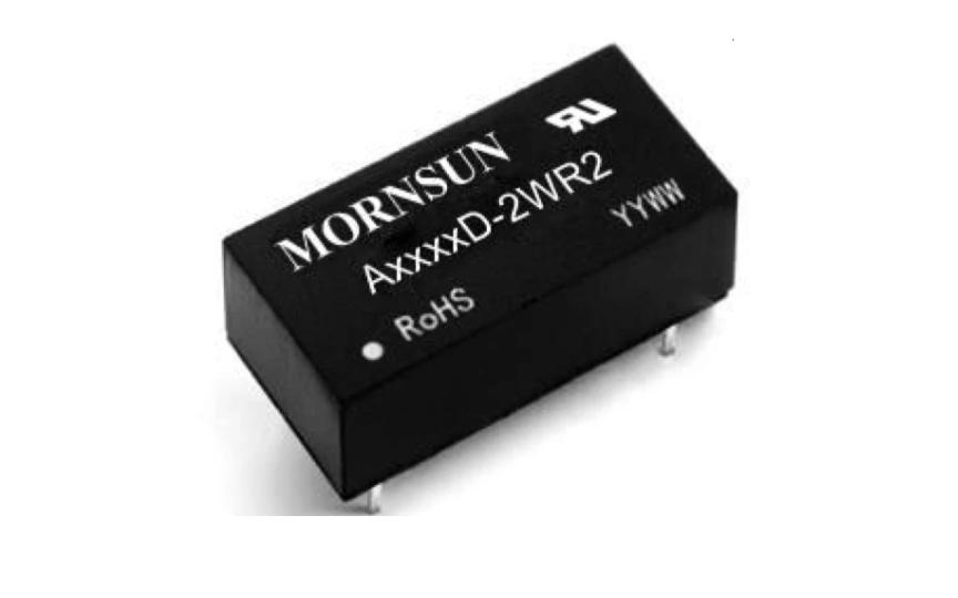 MORNSUN A_D-2WR2  SIP/DIP Unregulated Output (0.25-3W)