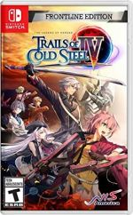 Nintendo Switch The Legend of Heroes: Trails of Cold Steel IV