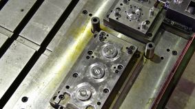 High Speed Precision Stamping