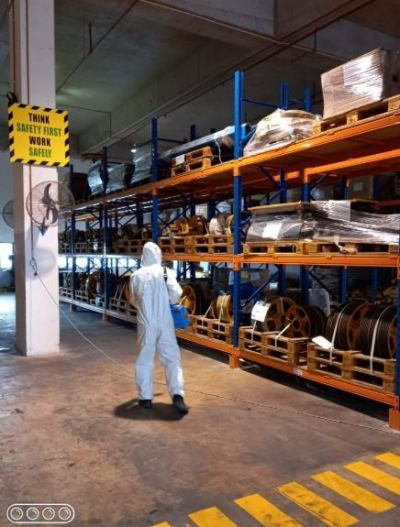 Sanitize Services - Office,House & Warehouse