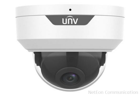 Uniview IPC325LE-ADF28(40)K-G 5MP HD Vandal-resistant IR Fixed Dome Network Camera