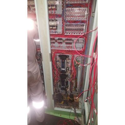 SOOT BLOWER PANEL