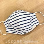 3287 LEZONE Protective 3-Layer Washable Fashion Mask(Limited Collection)