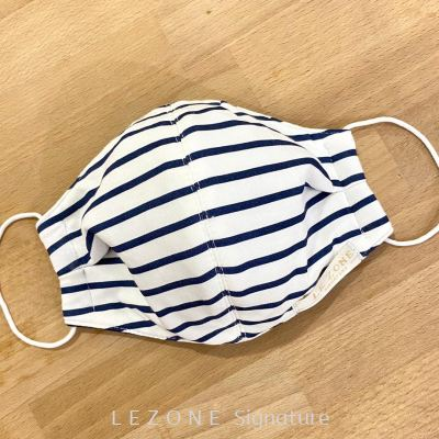 3287 LEZONE Protective 3-Layer Washable Fashion Mask��Limited Collection��