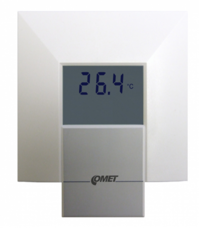 COMET T0218 Interior temperature transmitter with 0-10V output