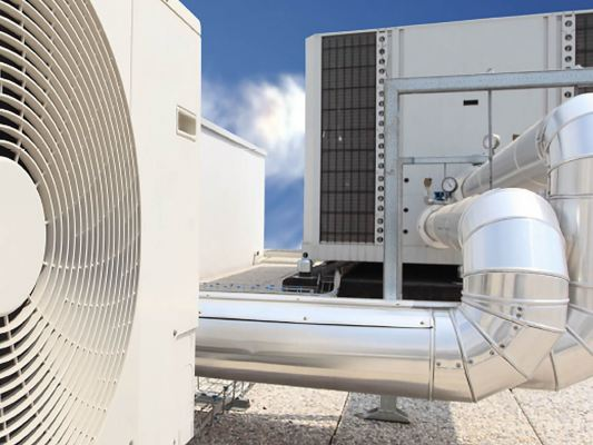 ACMV air conditioning and mechanical ventilation system