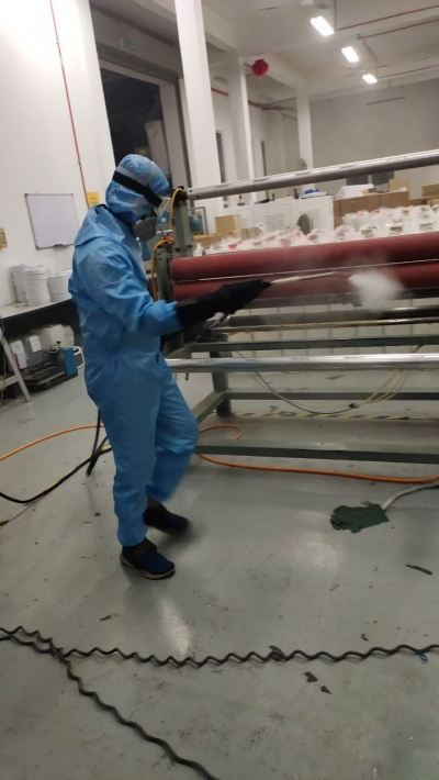 Warehouse Cov-19 Disinfection on a Budget: Call Now