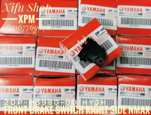FRONT STOP SWITCH ASSY, BRAKE RIGHT SIDE 2DP-H3980-00 LCEL