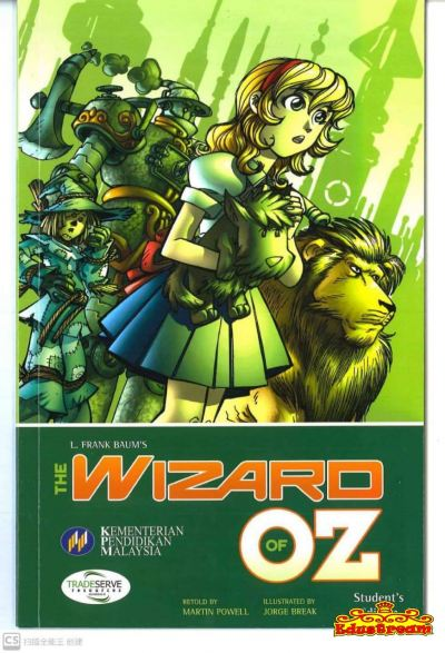 MB(TRADE)-THE WIZARO OF OZ YEAR 6