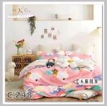 C248 - 100% Cotton King/Queen Comforter Set