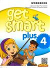 GET SMART PLUS 4 WORK BOOK Pan Asia 泛亚 SJKC Books