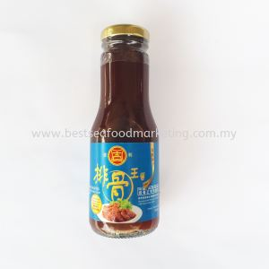 Sweet and Sour Instance Sauce / 排骨王酱 300g