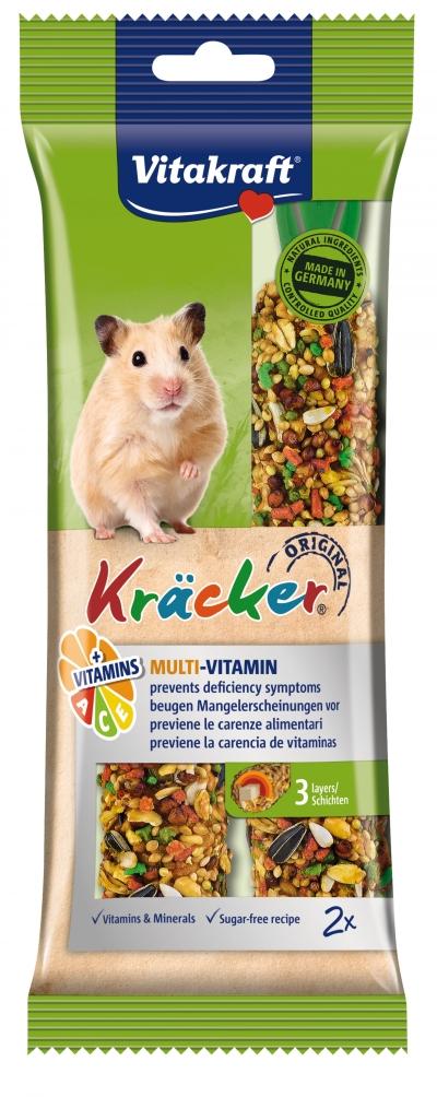 Vitakraft Kracker Multi-Vitamin Hamster (2pcs)