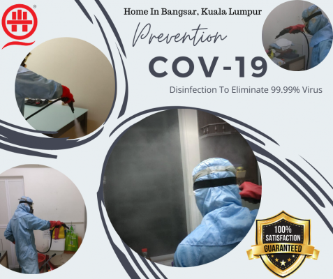 Book Now:- Professional House Sanitation Service In KL.