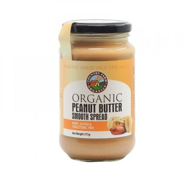 CF-PEANUT BUTTER-SMOOTH-375G