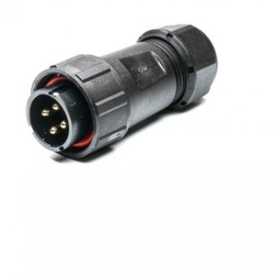 207-2311 - RS PRO Cable Mount Circular Connector, 4 Contacts